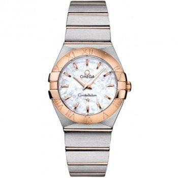 Omega Constellation 123.20.27.60.05.001 Quartz 27mm Ladies Watch