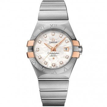 Omega Constellation 123.20.31.20.55.003 Co-Axial Automatic 31mm Ladies Watch