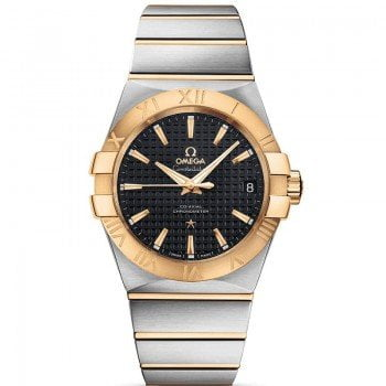 Omega Constellation 123.20.38.21.01.002 Automatic 38 mm Mens Watch front view