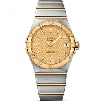 Omega Constellation 123.20.38.21.08.002 Automatic 38 mm Mens Watch