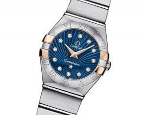 OMEGA CONSTELLATION QUARTZ 24 MM COLLECTION @majordor