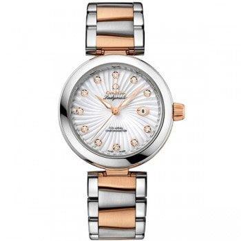 Omega 425.20.34.20.55.001 De Ville Ladymatic Ladies Luxury Watch @majordor