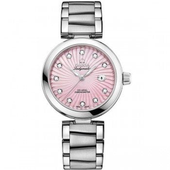 Omega DEVILLE LADYMATIC 425.30.34.20.57.001 Ladies Luxury Watch @majordor #majordor