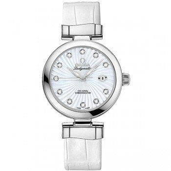 Omega DEVILLE LADYMATIC 425.33.34.20.55.001 Ladies Luxury Watch @majordor #majordor
