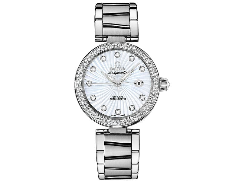 Omega 425.35.34.20.55.001 De Ville Ladymatic Ladies Luxury Watch @majordor #majordor