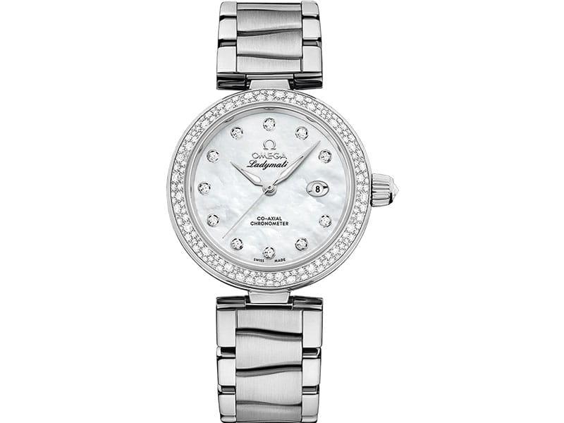 Omega 425.35.34.20.55.002 De Ville Ladymatic Ladies Luxury Watch @majordor #majordor