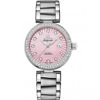 Omega DEVILLE LADYMATIC 425.35.34.20.57.001 Ladies Luxury Watch @majordor #majordor