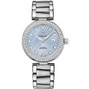 Omega DEVILLE LADYMATIC 425.35.34.20.57.002 Ladies Luxury Watch @majordor #majordor