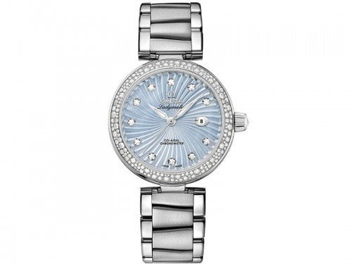 Omega 425.35.34.20.57.002 De Ville Ladymatic Ladies Luxury Watch @majordor #majordor