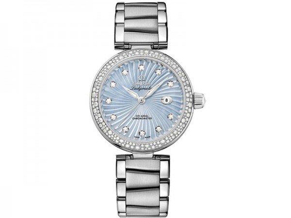 Omega 425.35.34.20.57.002 De Ville Ladymatic Ladies Luxury Watch @majordor #majordor