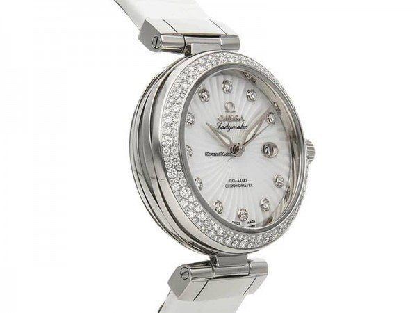 Omega DEVILLE LADYMATIC 425.38.34.20.55.001 Ladies Luxury Watch