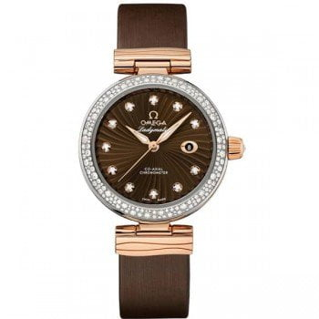 Omega De Ville 425.27.34.20.63.001 Ladymatic 34mm Ladies Watch @majordor #majordor