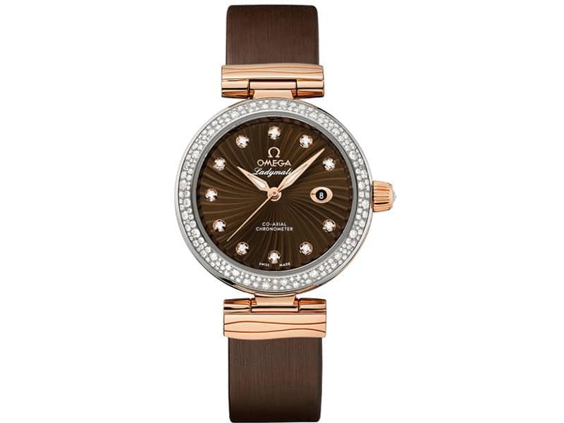 Omega De Ville 425.27.34.20.63.001 Ladymatic 34mm Ladies Watch @majordor #majordor