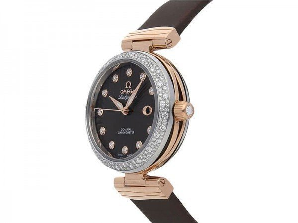 Omega De Ville 425.27.34.20.63.001 Ladymatic 34mm Ladies Watch