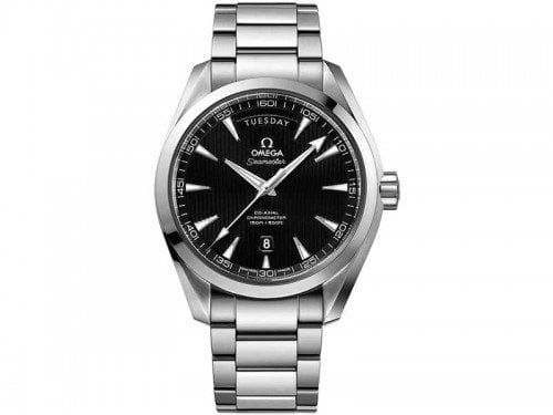 Omega Aqua Terra 231.10.42.22.01.001 150m Co-Axial Day Date 41.5 mm