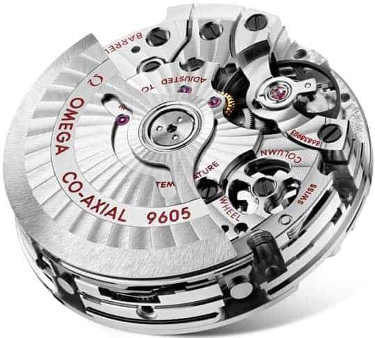 Omega Aqua Terra 150m GMT Chronograph 43mm - CALIBER OMEGA 9605