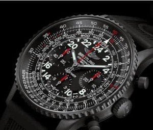 Breitling-Navitimer-Cosmonaute-Collection-Black-steel