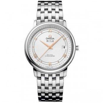 Omega 424.10.37.20.02.002 De Ville Prestige Luxury Watch @majordor #majordor