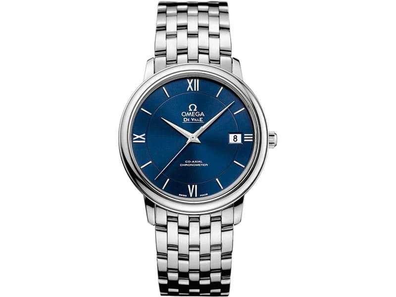 Omega 424.10.37.20.03.001 De Ville Prestige Co-Axial Luxury Watch @majordor #majordor