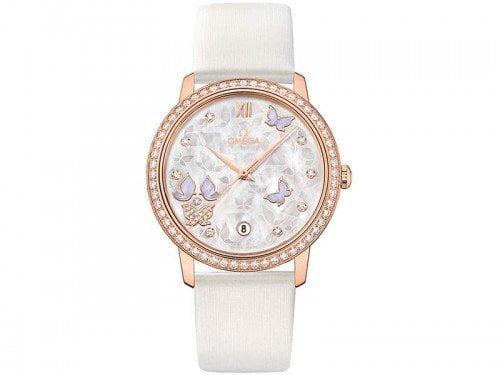Omega 424.57.37.20.55.003 De Ville Prestige Co-Axial Luxury Watch @majordor #majordor