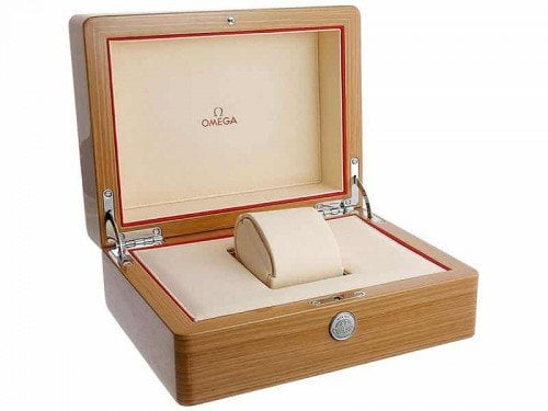 Omega De Ville 431.10.42.51.01.001 Co-Axial Chronograph Mens Watch box