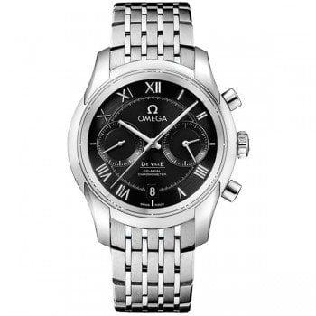Omega De Ville 431.10.42.51.01.001 Co-Axial Chronograph Mens Watch @majordor #majordor