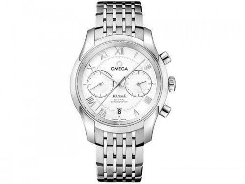 Omega De Ville 431.10.42.51.02.001 Co-Axial Chronograph Mens Watch @majordor #majordor