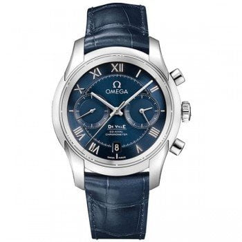 Omega De Ville 431.13.42.51.03.001 Co-Axial Chronograph Mens Watch @majordor #majordor