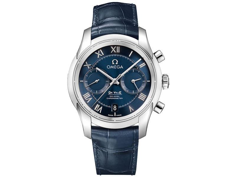 Omega De Ville 431.13.42.51.03.001 Co-Axial Chronograph Mens Watch @majordor #majordor