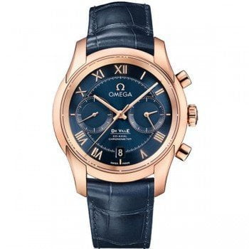 Omega De Ville 431.53.42.51.03.001 Co-Axial Chronograph Mens Watch @majordor #majordor