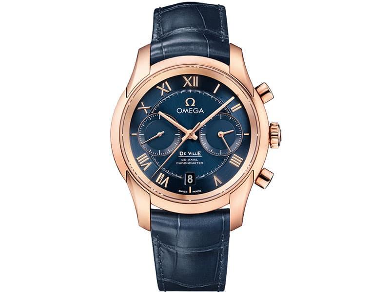 Omega De Ville 431.53.42.51.03.001 Co-Axial Chronograph Mens Watch @majordor #majordor
