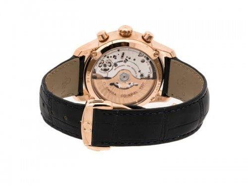 Omega De Ville 431.53.42.51.03.001 Co-Axial Chronograph Mens Watch back case 1