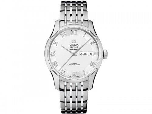 Omega De Ville 433.10.41.22.02.001 Hour Vision Annual Calendar Watch Master Chronometer @majordor #majordor
