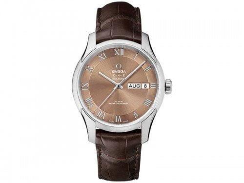 Omega De Ville 433.13.41.22.10.001 Hour Vision Annual Calendar WatchMaster Chronometer @majordor #majordor