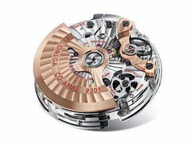 Omega Watch Caliber 9301