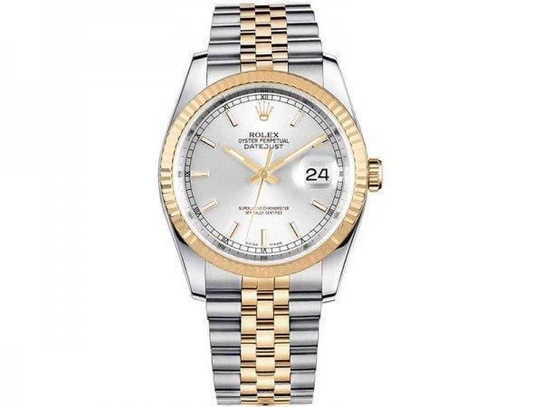 Rolex Datejust 116233-slvsfj 36mm Jubilee Bracelet Luxury Watch @majordor #majordor
