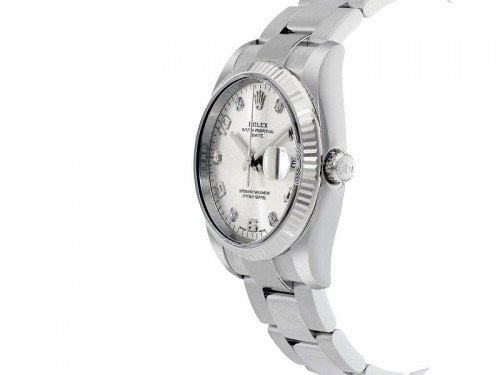115234-Rolex-Date-slvso-Oyster-Perpetual-34-Silver-Dial-Lady-Watch-caliber-3135