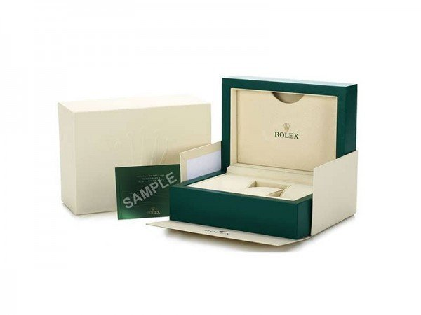 115200 Rolex Oyster Perpetual Date 34 Lady Watch Box