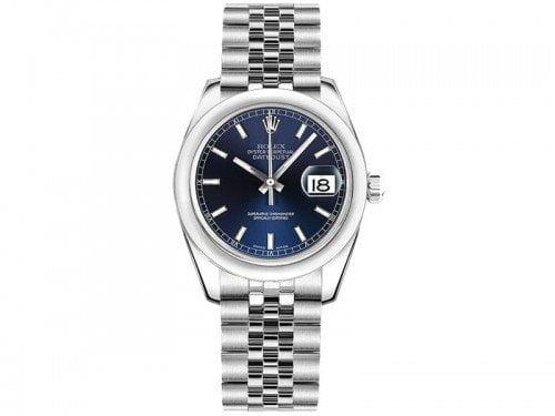 Rolex Lady Datejust m178240-0023 blusj 31mm Blue dial