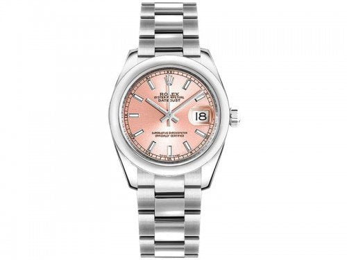 Rolex Lady Datejust m178240-0032 pchso 31mm Pink Dial