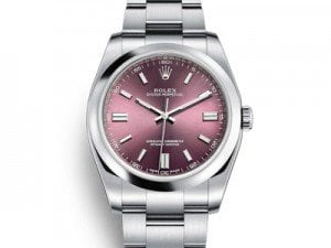 Rolex Oyster Perpetual 36 M116000 Series