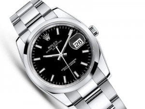 Rolex Oyster Perpetual Date 34 - 115200 Collection @majordor #majordor