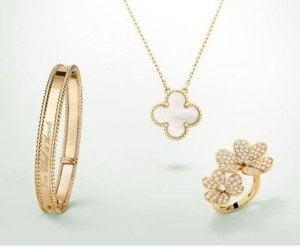 Van Cleef and Arpels Jewelry @majordor #majordor