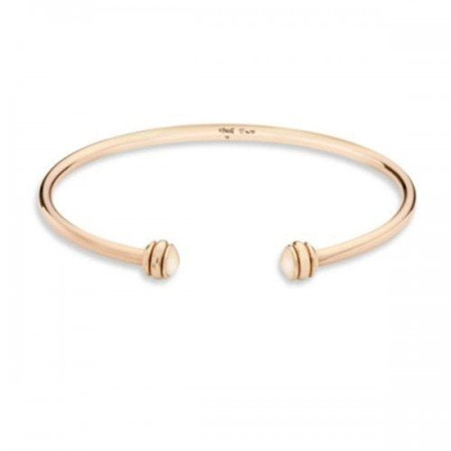 Piaget Possession 18K Rose Gold Open Bangle Bracelet @majordor