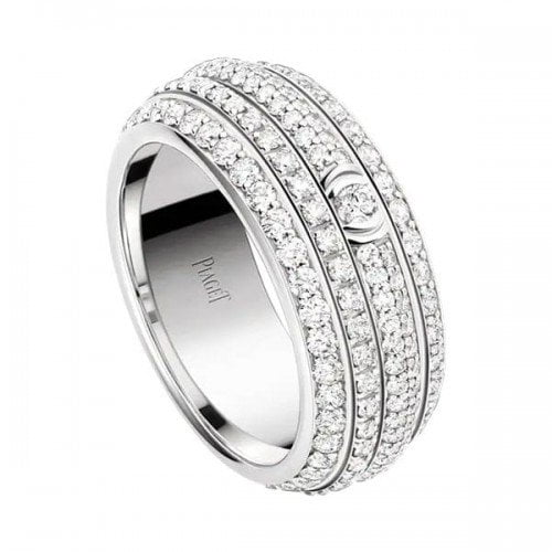 Piaget Possession Collection G34P2B00 Diamond White Gold Ladies Ring