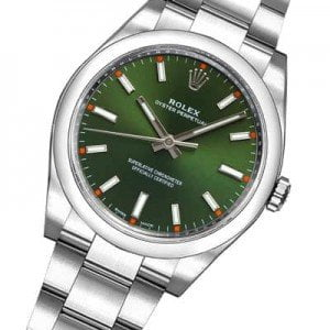 Rolex Oyster Perpetual 34 mm 114200 Collection @majordor