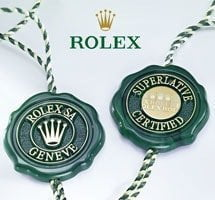 Rolex Superlative Chronometer