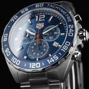 Tag Heuer Formula 1 Chronograph Collection @majordor