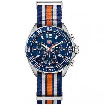Tag Heuer CAZ1014.FC8196 Formula 1 Chronograph Men's Watch front view @majordor