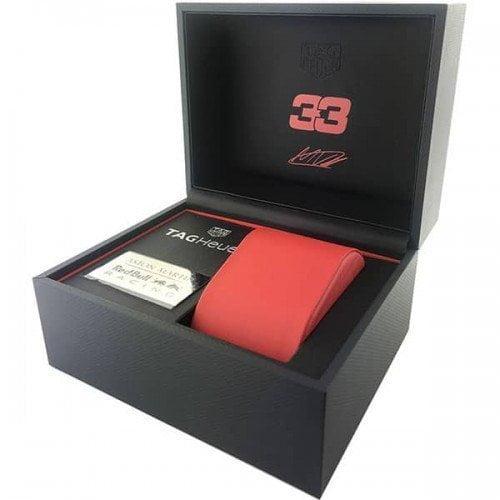 Tag Heuer CAZ101U.BA0843 Formula 1 Chronograph Max Verstappen original box @majordor